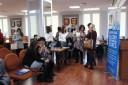 """Konferencja """"Zatrudnianie cudzoziemców na starogardzkim rynku pracy – teoria i praktyka"""""""