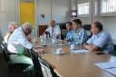 Posiedzenie Powiatowej Rady ds. Osób Niepełnosprawnych - zdjęcie 1