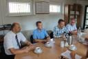 Posiedzenie Powiatowej Rady ds. Osób Niepełnosprawnych - zdjęcie 2