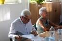 Posiedzenie Powiatowej Rady ds. Osób Niepełnosprawnych - zdjęcie 3