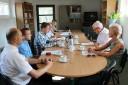 Posiedzenie Powiatowej Rady ds. Osób Niepełnosprawnych - zdjęcie 4